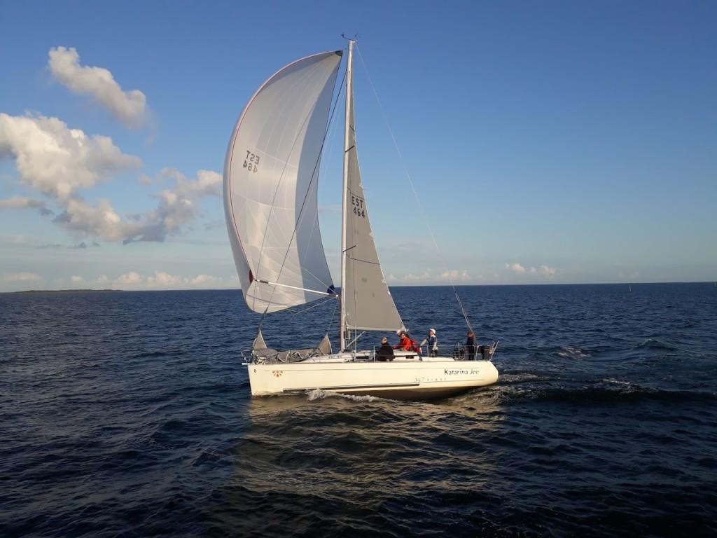 Kolmapäevaku võitja. Saaremaa Merispordi Selts