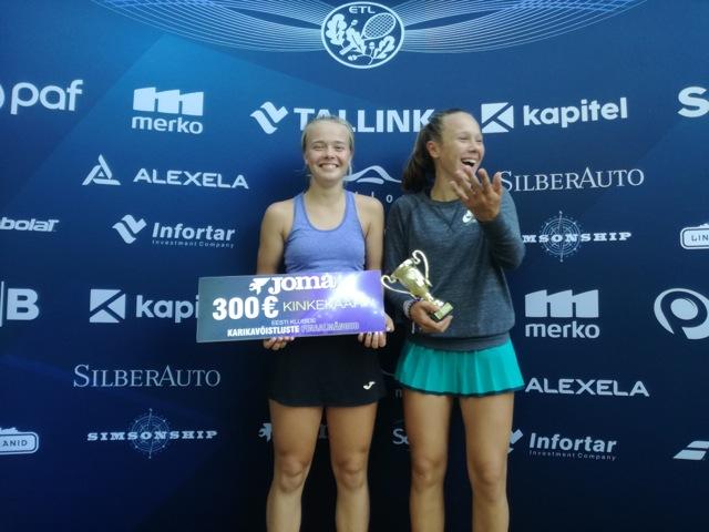 Võitjad. Eesti Tennise Liit
