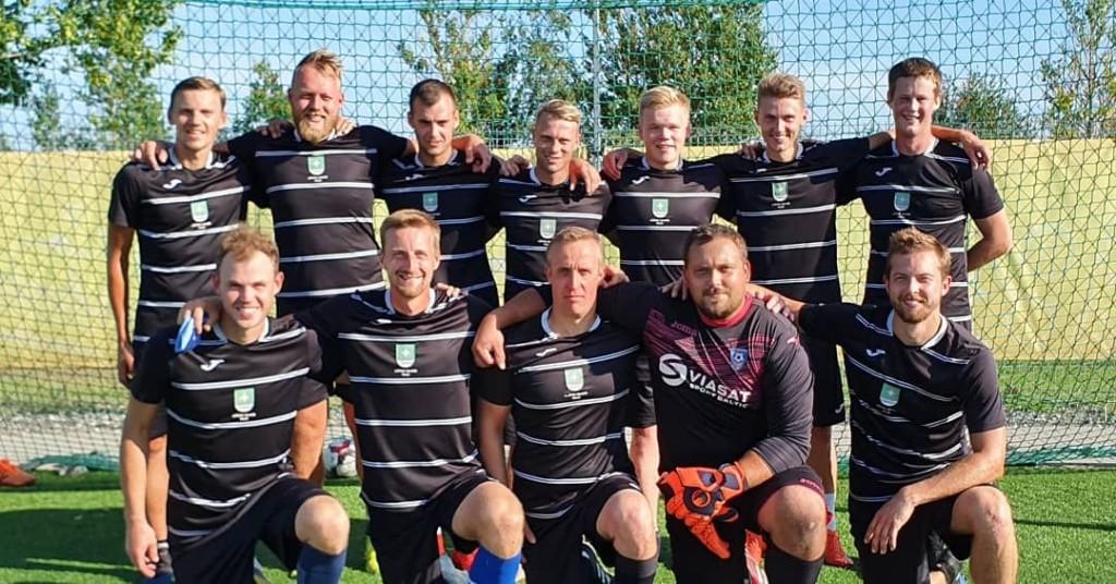 FC Taritu meeskond. Erakogu