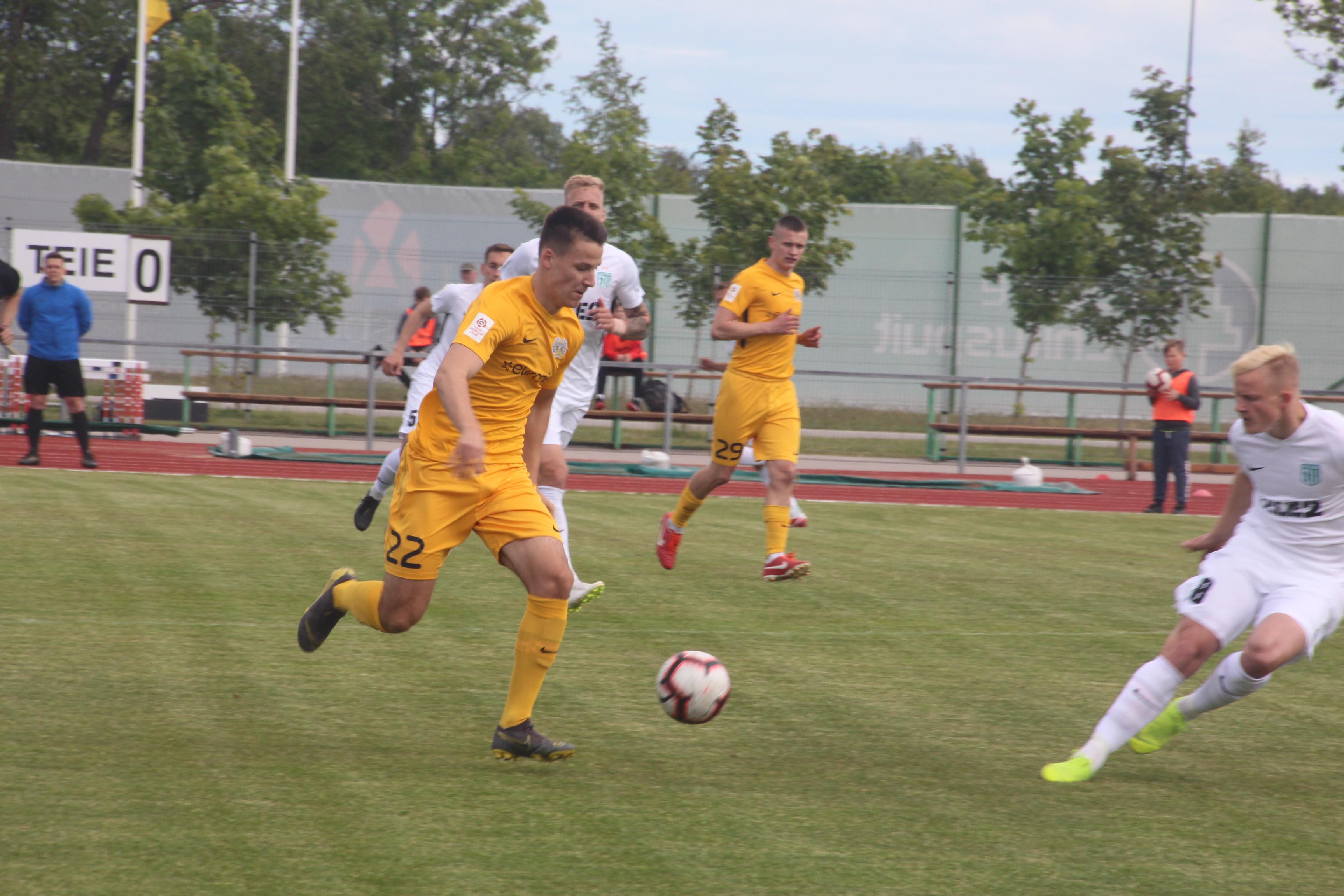 Mairo Miil debüteeris U21 koondises