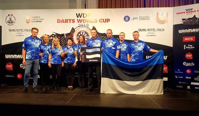 Kerli Rüütel debüteerib nooleviske maailmameistrivõistlustel
