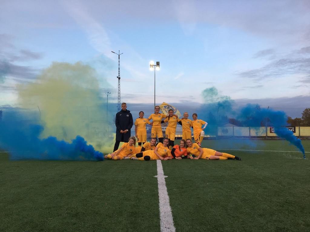 Meistrid. FC Kuressaare