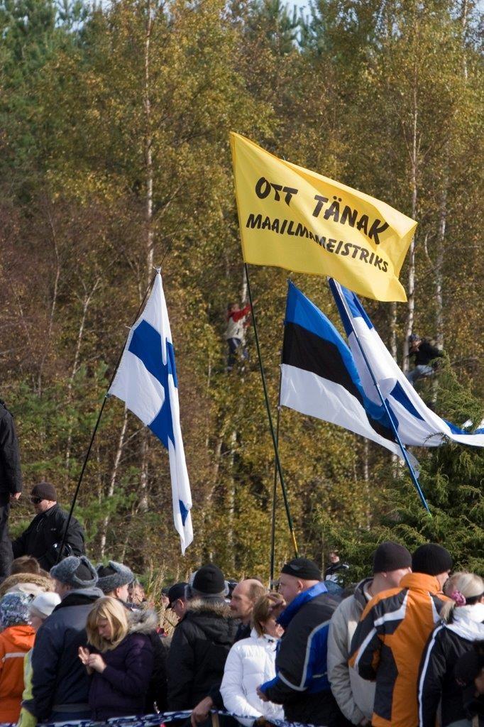 Lipul on põhjust lehvida kõige kõrgemal. Irina Mägi