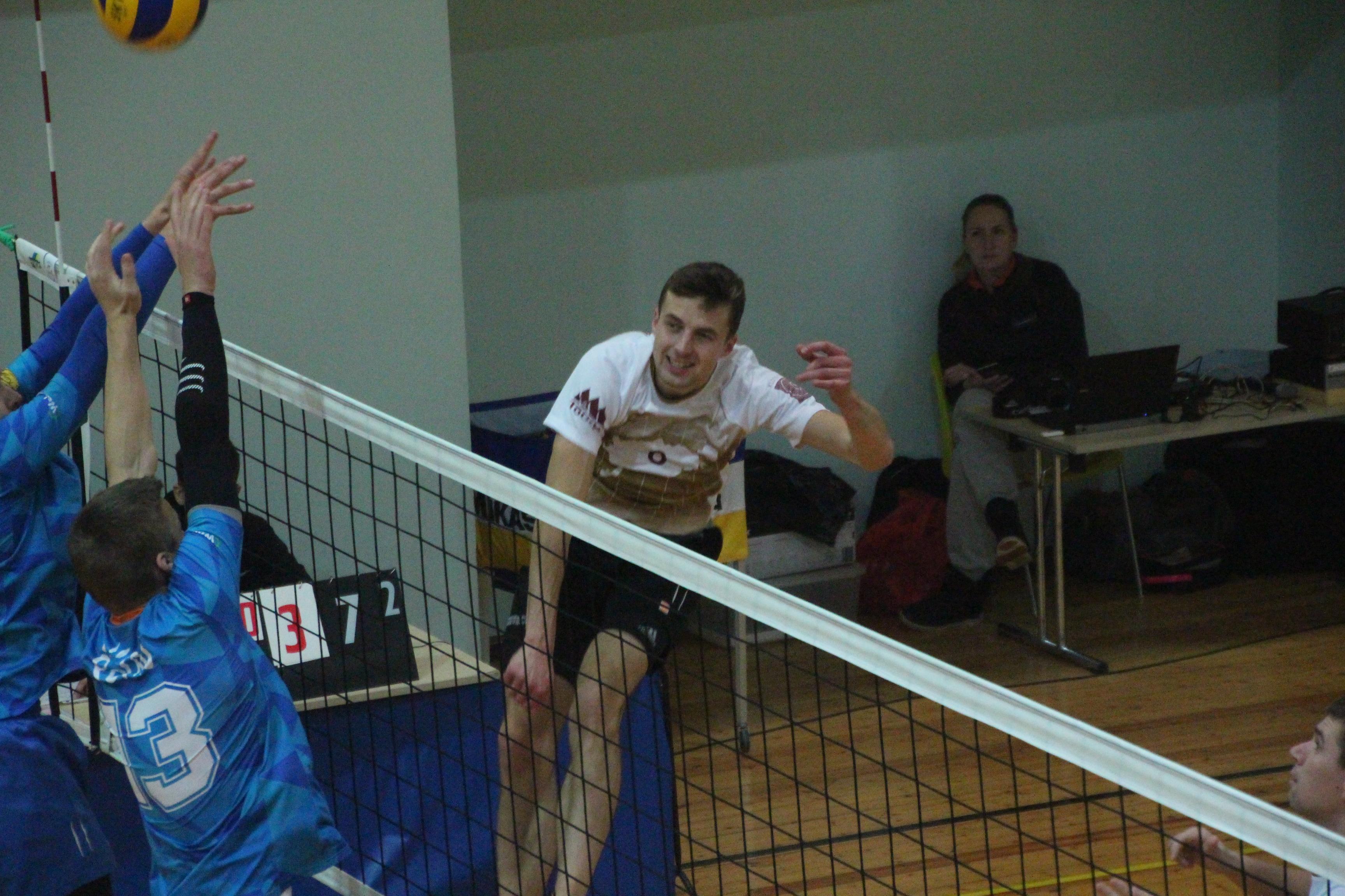 Saaremaa meeskond alustab esiliigas 15. hooaega