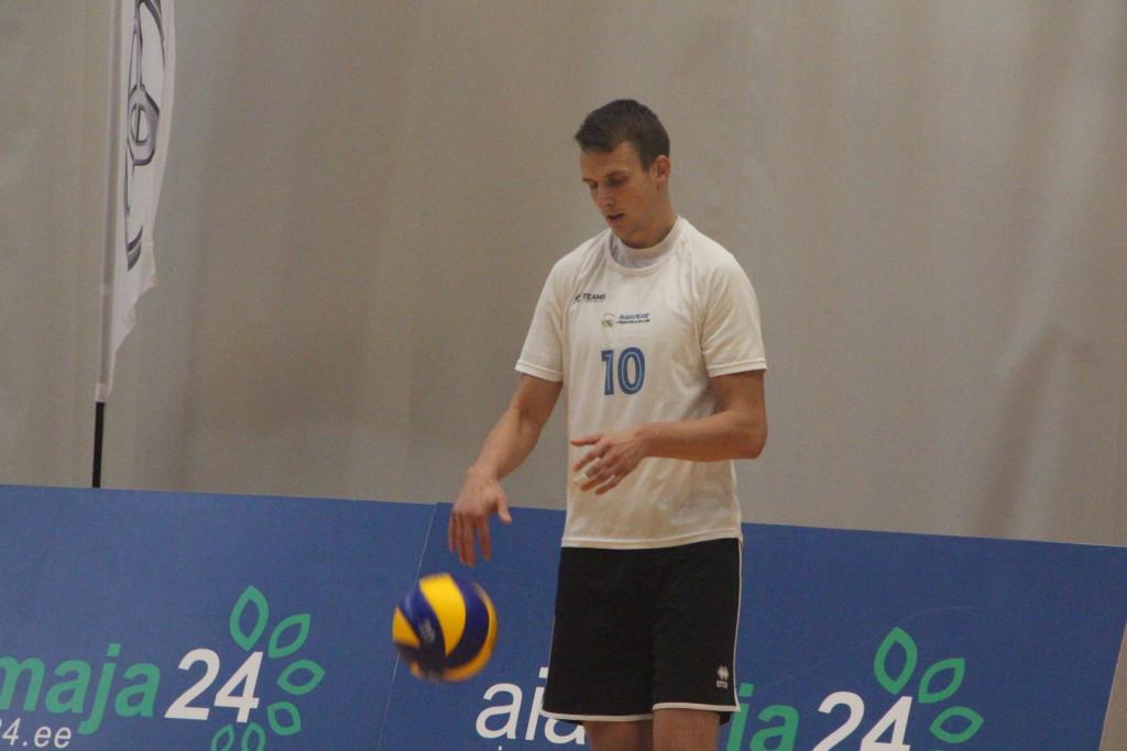 Denis Losnikov mängis resultatiivselt. Irina Mägi