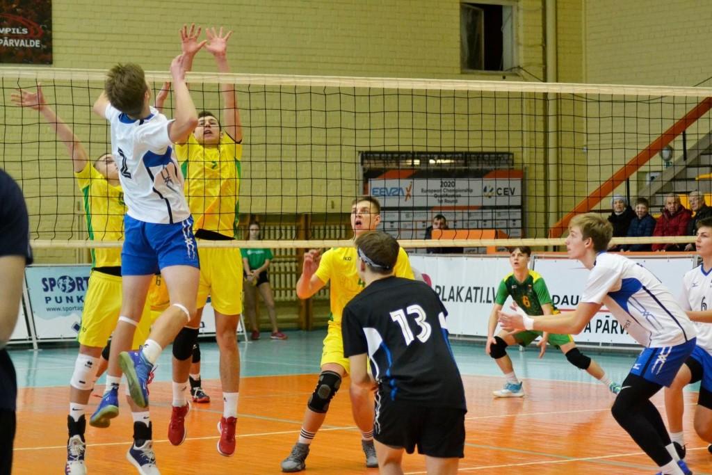 Mäng käib. volley.ee