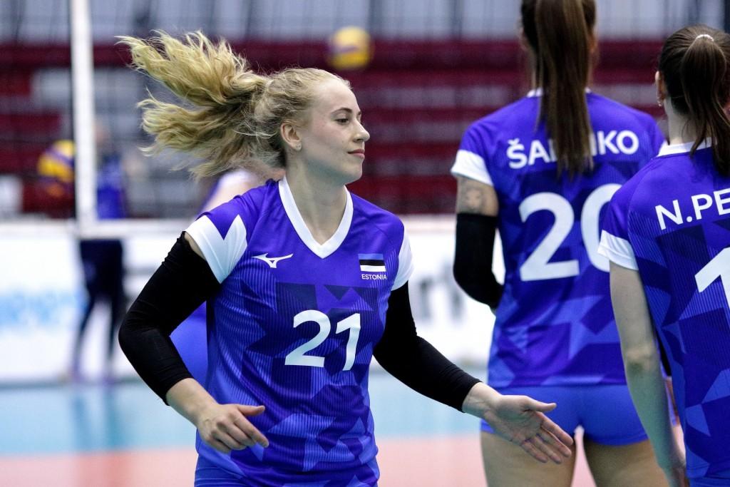 Liisel Nelis teenis taas kutse. volley.ee