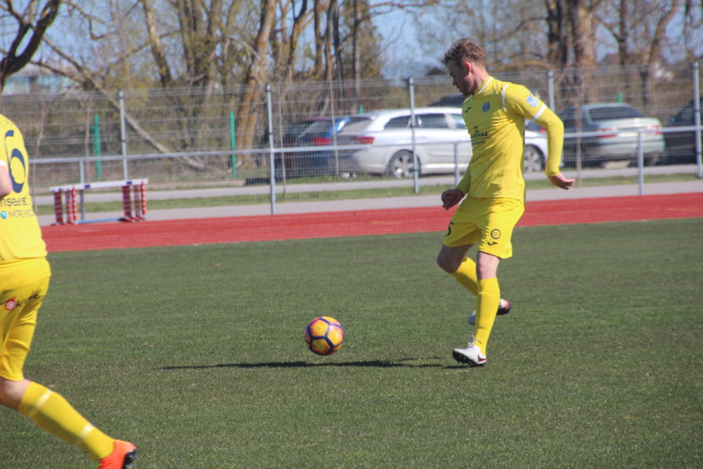 Üks meeskonna liidreid saab olema Sander Viira. Alver Kivi