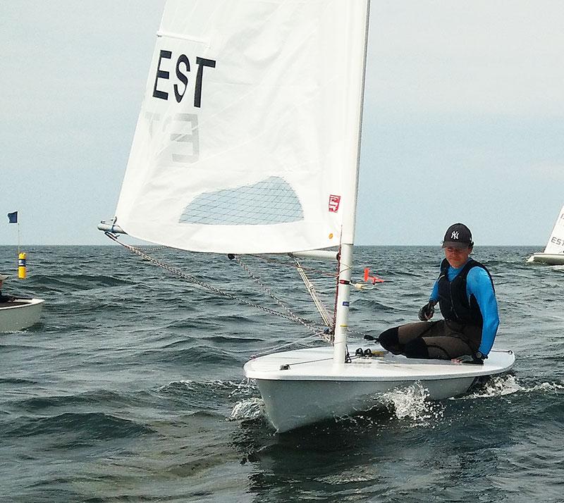 Peeter Kaju. Saaremaa Merispordi Selts
