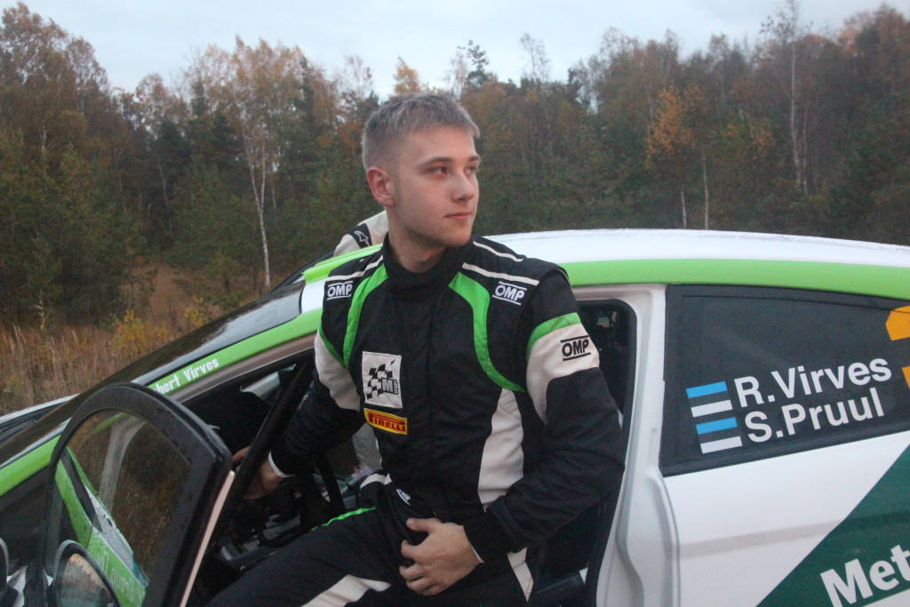 Robert Virves alustas hooaega võidukalt. Alver Kivi