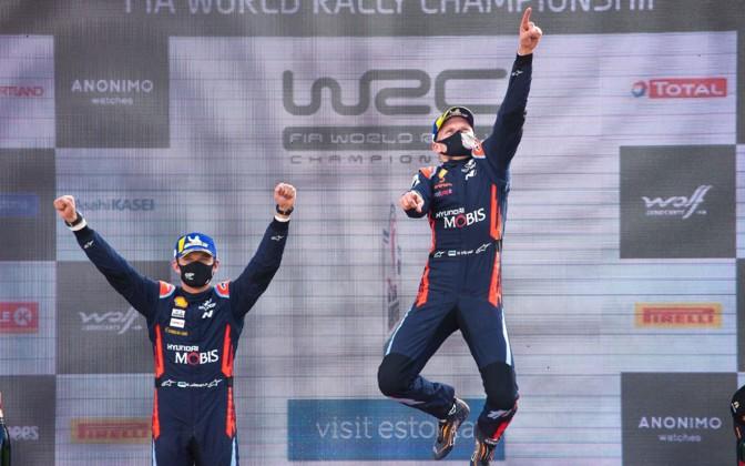 Võitjad. Hyundai Motorsport
