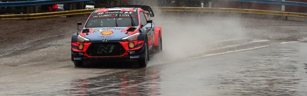 Libedal rajal. Hyundai Motorsport