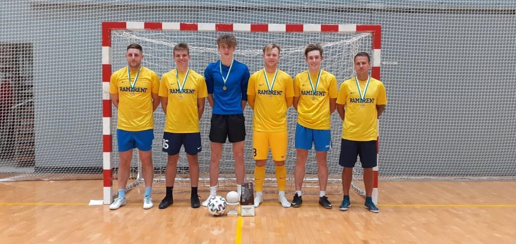 Sörve meeskond. Saaremaa Spordiliit