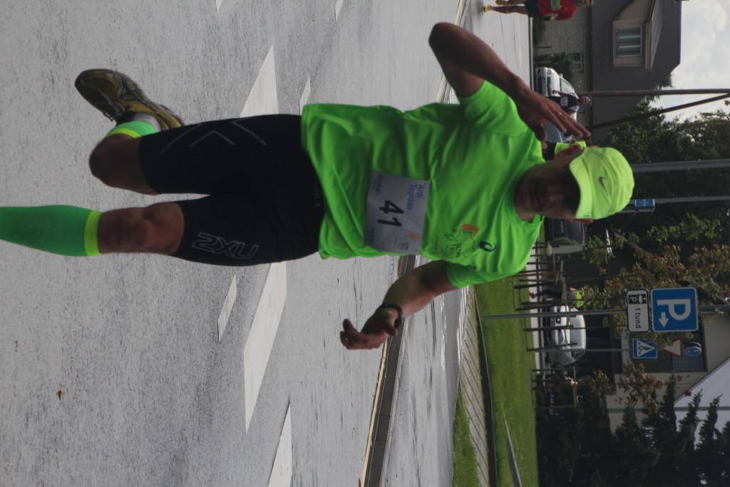Anti Toplaan on läbinud 70 maratoni. Alver Kivi