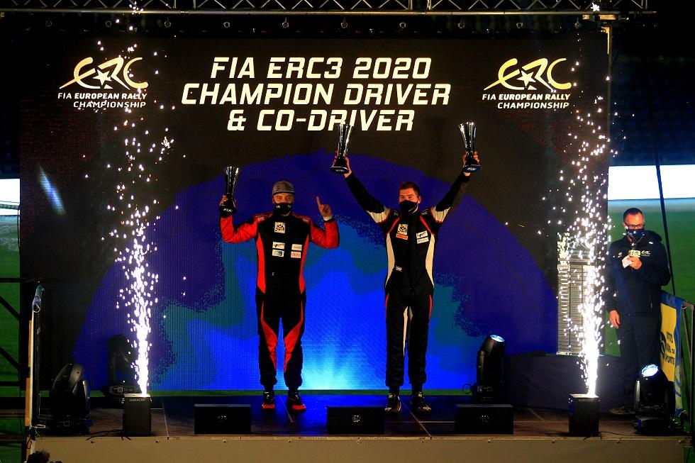 ERC3 meistrid 2020 Torn - Pannas. Sven Kollus
