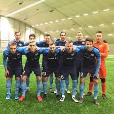 Kure eelmisel aastal enne Taliturniiri mängu. FC Kuressaare