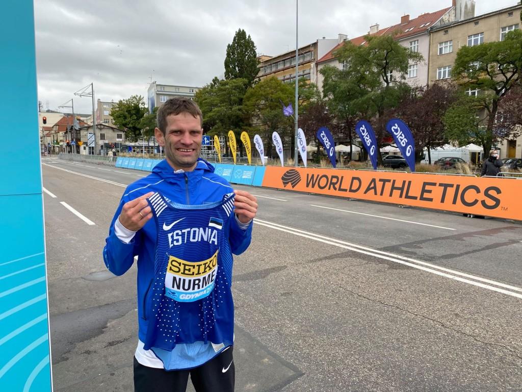 Tiidrek Nurme maratonis. Erakogu
