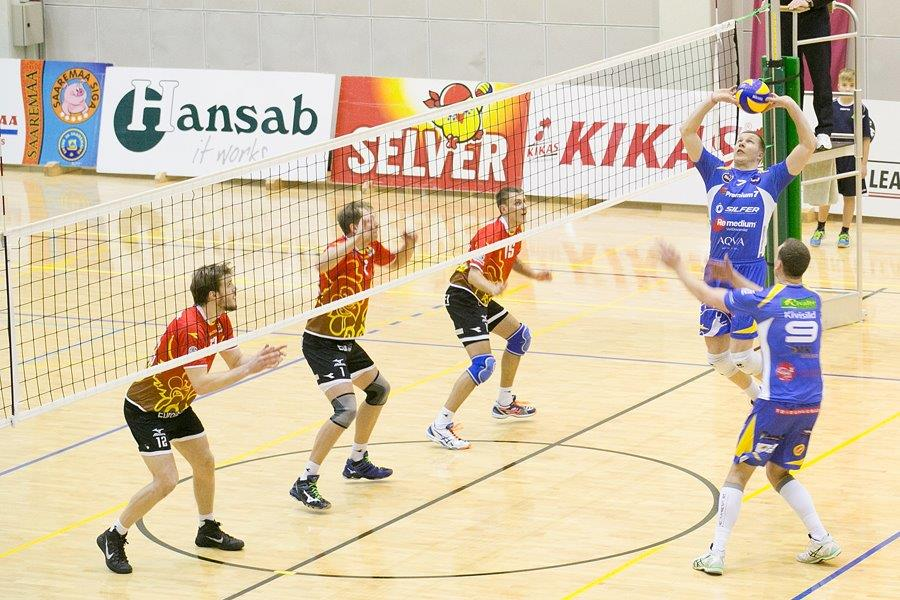 Spordikeskusel on tippvõistluste korraldamise kogemused, seal on mängitud Schenker liiga tasemel võrkpalli. Irina Mägi