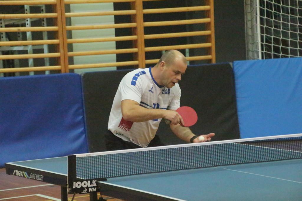 Võistkonna liider Janek Saar. Alver Kivi