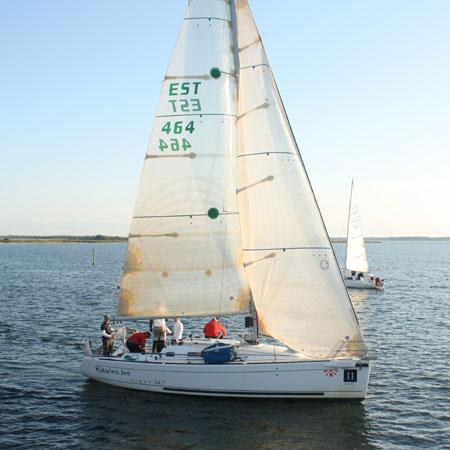Katarina Jee. Saaremaa Merispordi Selts
