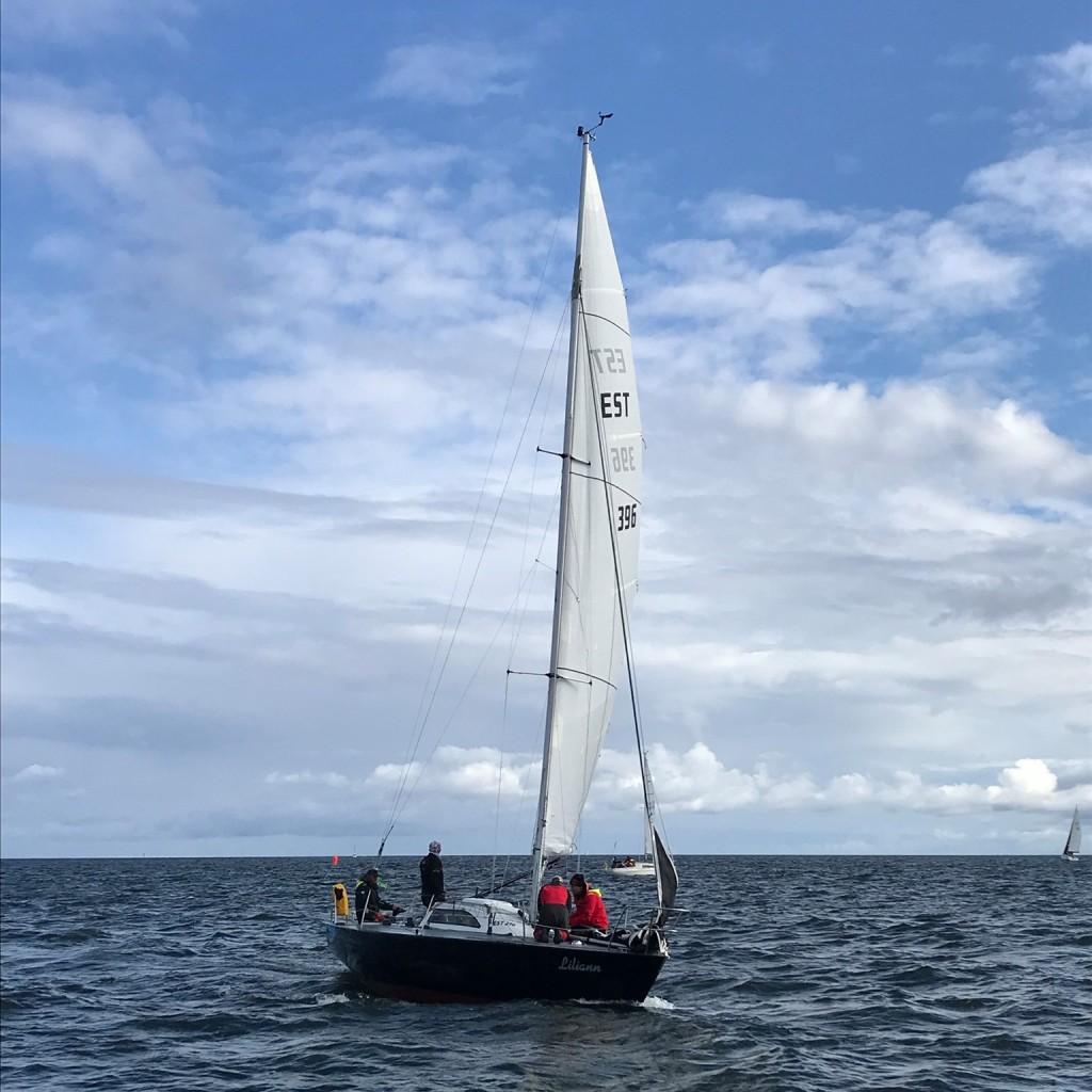 Liliann merel. Saaremaa Merispordi Selts