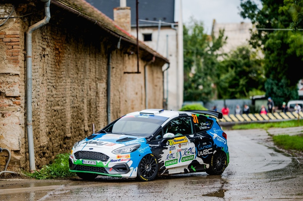 Torn-Pannas ERC Barum rallil. Rallyservice